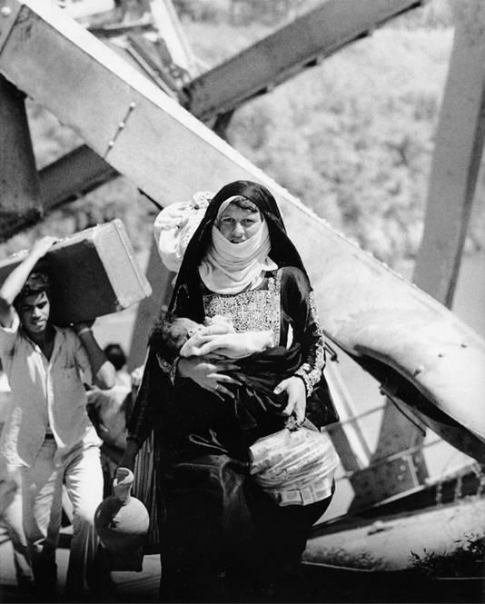 1967 Palestinian exodus